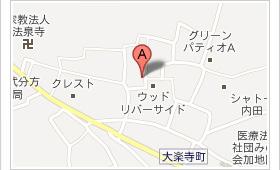 天空の門 宝玉のマップ